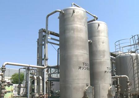 高度浄化水の利用イメージ